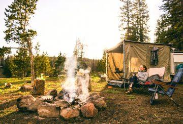 Comment aménager un campement de camping confortable 5