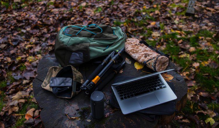 De quel équipement et matériel avez-vous besoin pour camper ? 1