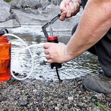 Les 6 meilleurs filtres à eau pour le camping - Guide d'achat 2019 9